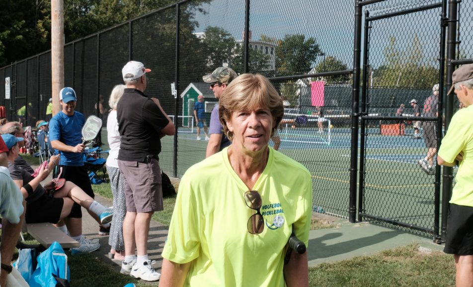 Apex Community Center Racquet sports Clinics – Pickleball Clinics
