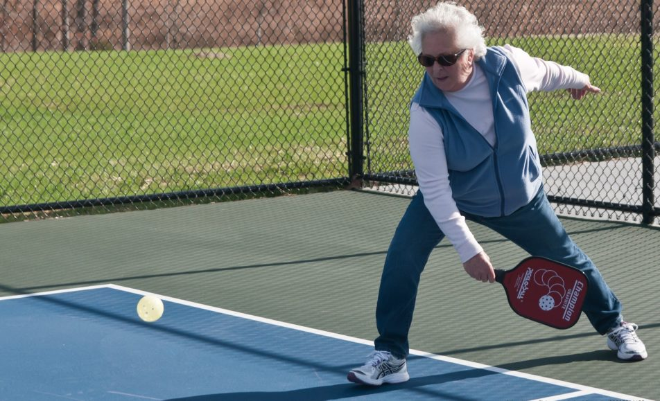 Engage November Pickleball Tournament