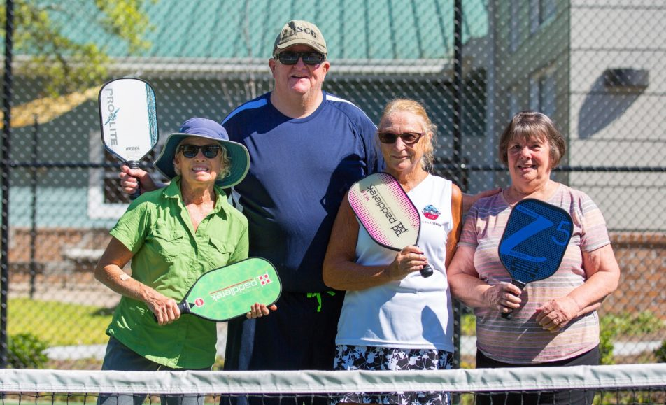 Columbus Pickleball Club Adult Beginner Pickleball Clinic – Saturdays