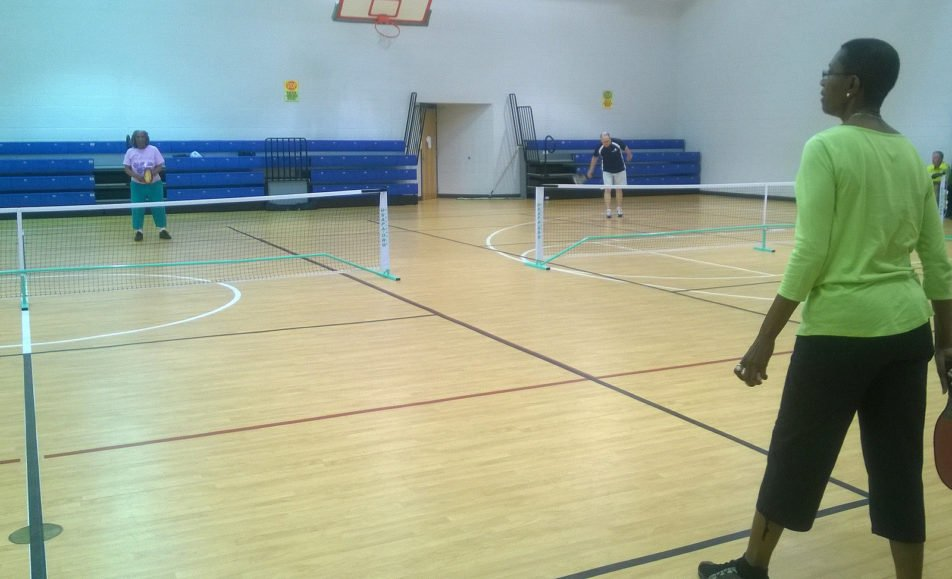 Carpenter Center Pickleball Skills & Drills