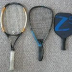 Difference between Pickleball and Tennis and Racquetball