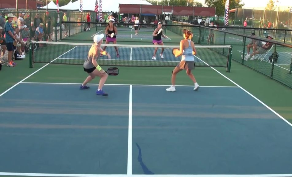 Down By The River Pickleball Tournament in  Riverside MO
