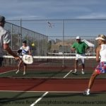 Wembley's First Pickleball Tournament