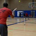 Pickleball Competition:  Getting the Most out of Playing Up or Down